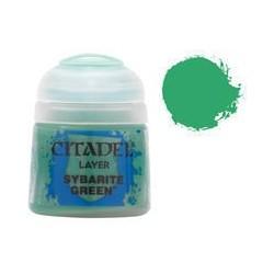 Стандартная краска Sybarite Green 22-22
