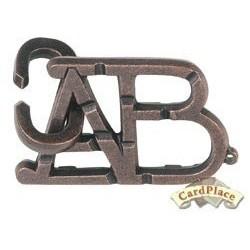 Cast puzzle ABC