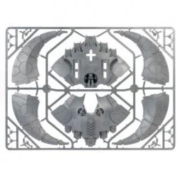 Ночная Коса / Коса Рока Некронов (Necron Night Scythe / Doom Scythe)