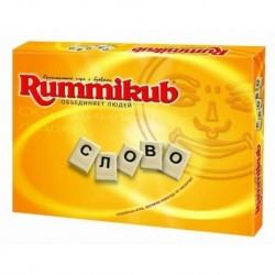 Руммикуб с буквами (на русском)
